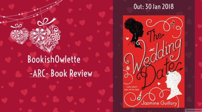 The Wedding Date |  Jasmine Guillory